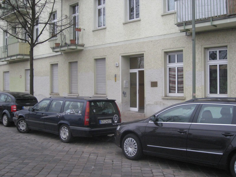 Geschäftsstelle in Berlin