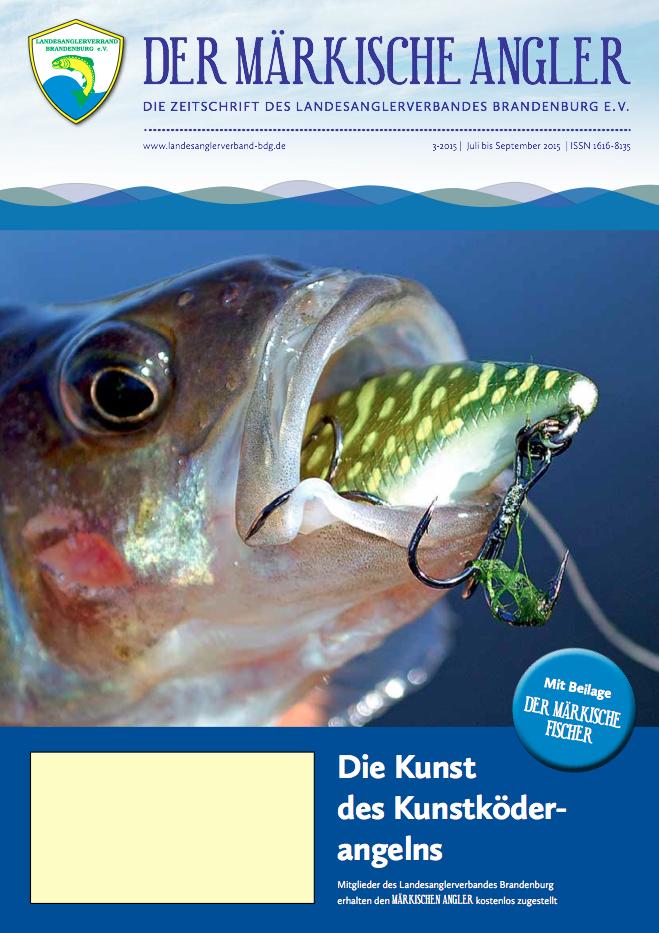 Märkischer Angler 03/2015