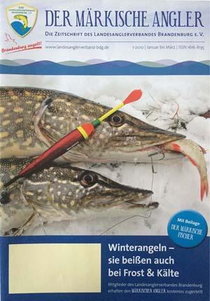 Märkischer Angler 01/2010