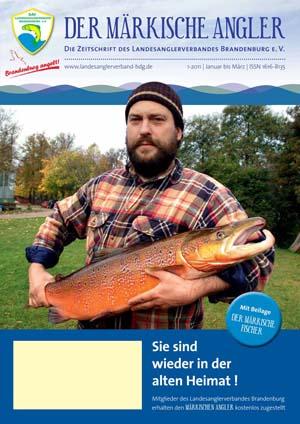 Märkischer Angler 01/2011