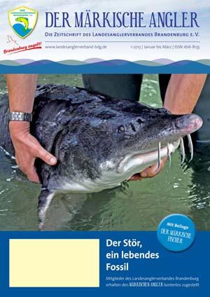 Märkischer Angler 01/2013