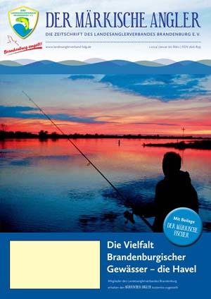 Märkischer Angler 01/2014