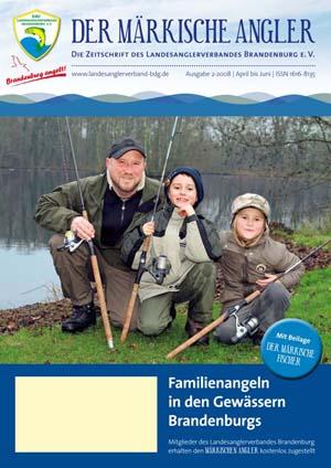 Märkischer Angler 02/2008