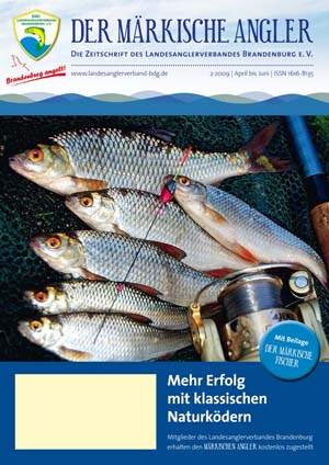 Märkischer Angler 02/2009