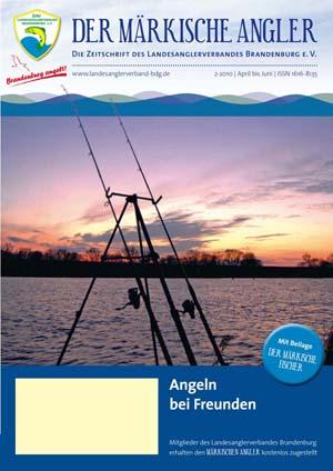 Märkischer Angler 02/2010