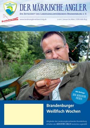 Märkischer Angler 02/2011