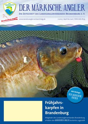 Märkischer Angler 02/2013