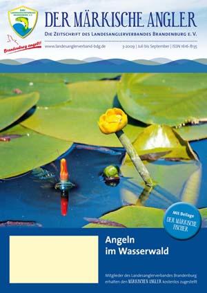 Märkischer Angler 03/2009