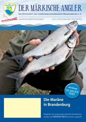 Märkischer Angler 03/2011