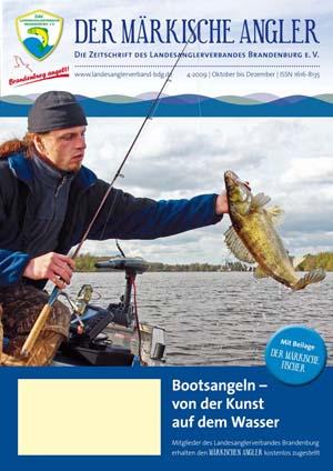 Märkischer Angler 04/2009