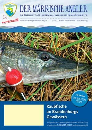 Märkischer Angler 04/2013