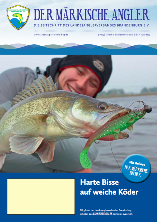 Märkischer Angler 04/2015