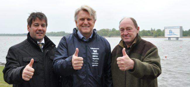 """""""Fishing Masters Show"""" 2018 in Brandenburg an der Havel"""