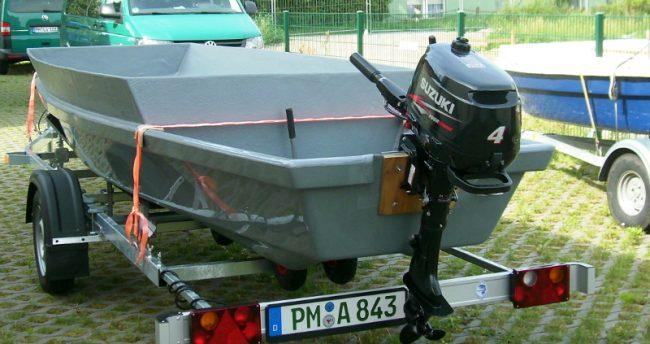 Zwei neue Kalkboote für unsere Gewässer