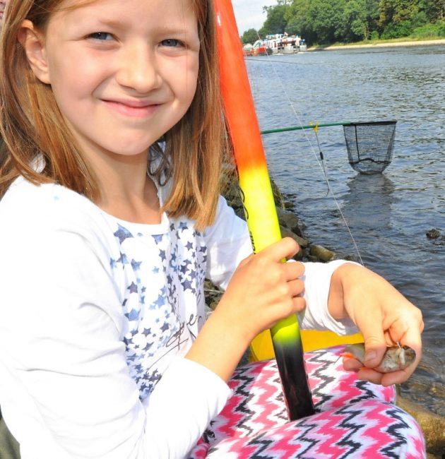 17. Kinder- und Jugendtag: Brandenburg feiert seinen Anglernachwuchs