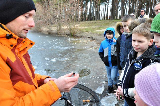 Unsere Jungangler halten Brandenburgs Gewässer sauber
