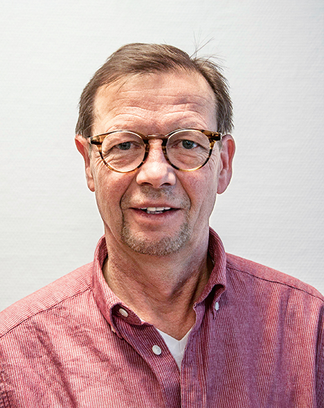 Vizepräsident Falkner Schwarz