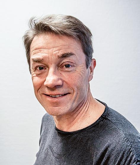 Präsident Günter Baaske