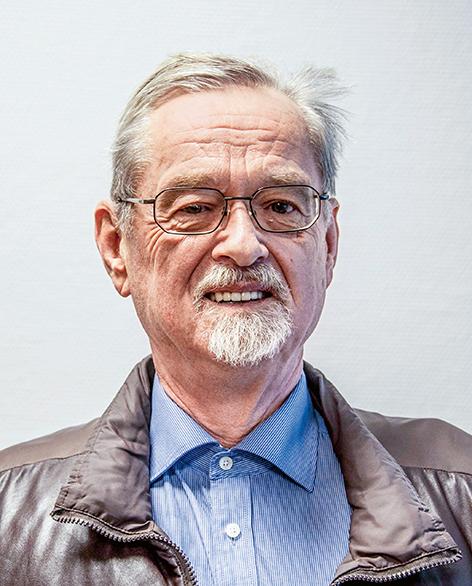 Schatzmeister Heinz Muche