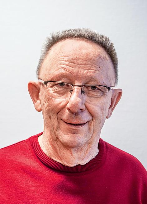 Vizepräsident Dr. Klaus Piesker